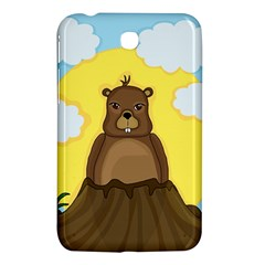 Groundhog Day  Samsung Galaxy Tab 3 (7 ) P3200 Hardshell Case  by Valentinaart