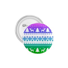 Cute Rainbow Bohemian 1 75  Buttons by Brittlevirginclothing