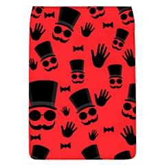 Gentlemen   Red Flap Covers (l)  by Valentinaart