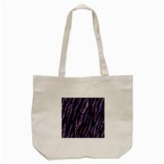 Skin3 Black Marble & Purple Marble Tote Bag (cream) by trendistuff