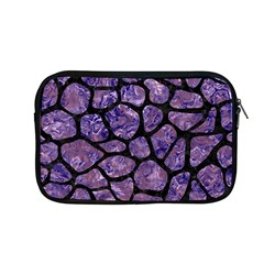Skin1 Black Marble & Purple Marble Apple Macbook Pro 13  Zipper Case by trendistuff