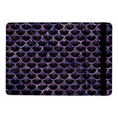 Scales3 Black Marble & Purple Marble Samsung Galaxy Tab Pro 10 1  Flip Case by trendistuff