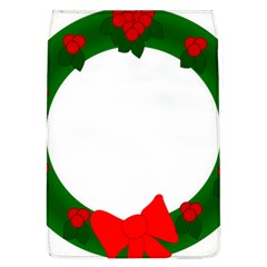 Holiday Wreath Flap Covers (l)