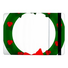 Holiday Wreath Samsung Galaxy Tab Pro 10 1  Flip Case by Amaryn4rt