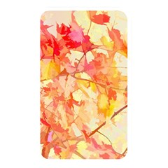 Monotype Art Pattern Leaves Colored Autumn Memory Card Reader by Amaryn4rt