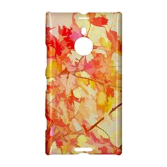 Monotype Art Pattern Leaves Colored Autumn Nokia Lumia 1520 by Amaryn4rt