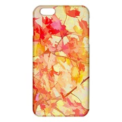 Monotype Art Pattern Leaves Colored Autumn Iphone 6 Plus/6s Plus Tpu Case by Amaryn4rt