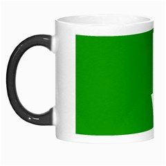 Arrow Green Morph Mugs