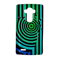 Art Of A Cat Popping A Balloon Lg G4 Hardshell Case by AnjaniArt