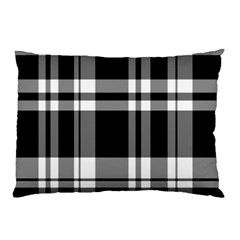 Black Pillow Case by AnjaniArt
