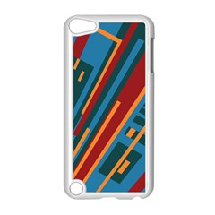 Building Apple Ipod Touch 5 Case (white) by AnjaniArt