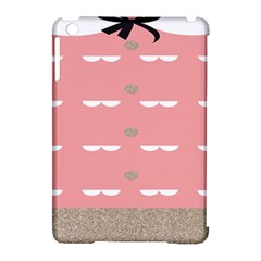 Cool Rose Apple Ipad Mini Hardshell Case (compatible With Smart Cover) by AnjaniArt
