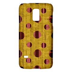 Dot Mustard Galaxy S5 Mini by AnjaniArt