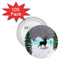 Rocky Mountain High Colorado 1 75  Buttons (100 Pack)