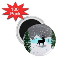 Rocky Mountain High Colorado 1 75  Magnets (100 Pack)