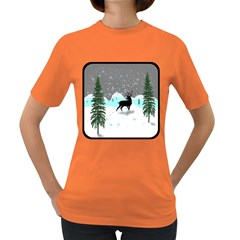 Rocky Mountain High Colorado Women s Dark T Shirt