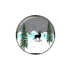 Rocky Mountain High Colorado Hat Clip Ball Marker by Amaryn4rt