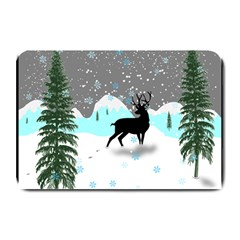 Rocky Mountain High Colorado Plate Mats by Amaryn4rt