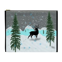 Rocky Mountain High Colorado Cosmetic Bag (xl)