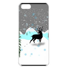Rocky Mountain High Colorado Apple Iphone 5 Seamless Case (white)