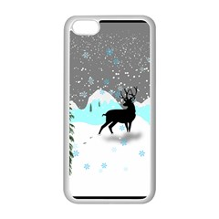 Rocky Mountain High Colorado Apple Iphone 5c Seamless Case (white) by Amaryn4rt