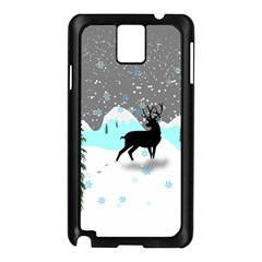 Rocky Mountain High Colorado Samsung Galaxy Note 3 N9005 Case (black)