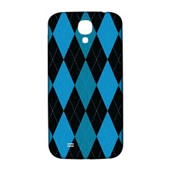 Fabric Background Samsung Galaxy S4 I9500/i9505  Hardshell Back Case by AnjaniArt