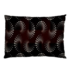 Free Dot Spiral Seamless Pillow Case by AnjaniArt