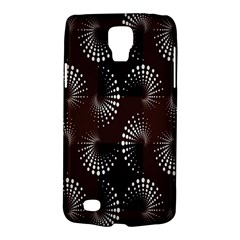 Free Dot Spiral Seamless Galaxy S4 Active by AnjaniArt