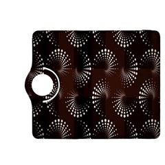 Free Dot Spiral Seamless Kindle Fire Hdx 8 9  Flip 360 Case by AnjaniArt