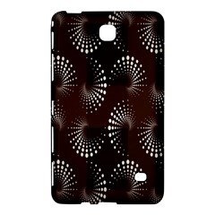 Free Dot Spiral Seamless Samsung Galaxy Tab 4 (7 ) Hardshell Case  by AnjaniArt