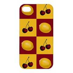Fruit Pattern Apple Iphone 4/4s Hardshell Case