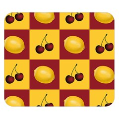 Fruit Pattern Double Sided Flano Blanket (small)  by AnjaniArt