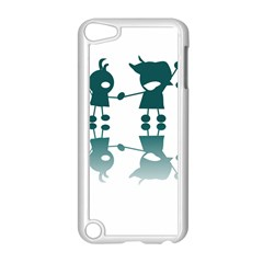 Happy Kids Apple Ipod Touch 5 Case (white) by AnjaniArt