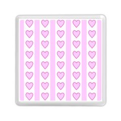 Heart Pink Valentine Day Memory Card Reader (square)  by AnjaniArt