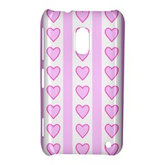 Heart Pink Valentine Day Nokia Lumia 620 by AnjaniArt