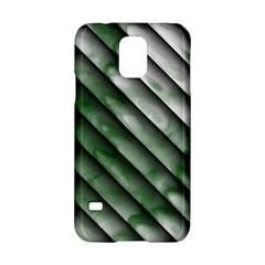 Green Bamboo Samsung Galaxy S5 Hardshell Case  by AnjaniArt