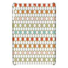 Lab Pattern Hexagon Multicolor Apple Ipad Mini Hardshell Case