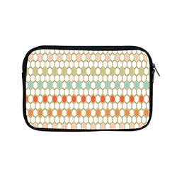 Lab Pattern Hexagon Multicolor Apple Macbook Pro 13  Zipper Case by AnjaniArt
