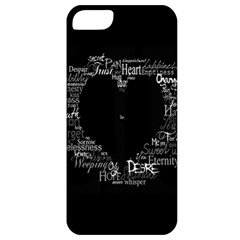 Love Valentine Day Apple Iphone 5 Classic Hardshell Case