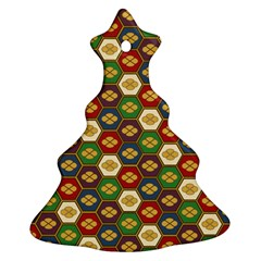 Ilus Origami Christmas Tree Ornament (2 Sides)