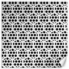 Seamless Honeycomb Pattern Canvas 16  X 16   by Amaryn4rt