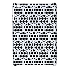 Seamless Honeycomb Pattern Apple Ipad Mini Hardshell Case
