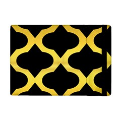 Seamless Gold Pattern iPad Mini 2 Flip Cases by Amaryn4rt