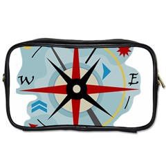Navigation Toiletries Bags by Valentinaart