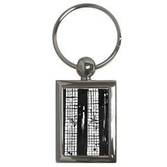 Whitney Museum Of American Art Key Chains (rectangle)