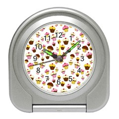 Eat Me Travel Alarm Clocks by Valentinaart