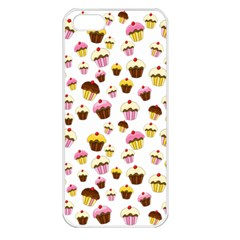 Eat Me Apple Iphone 5 Seamless Case (white) by Valentinaart
