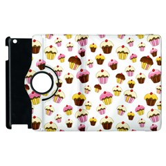 Eat Me Apple Ipad 2 Flip 360 Case by Valentinaart