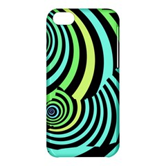Optical Illusions Checkered Basic Optical Bending Pictures Cat Apple Iphone 5c Hardshell Case by AnjaniArt